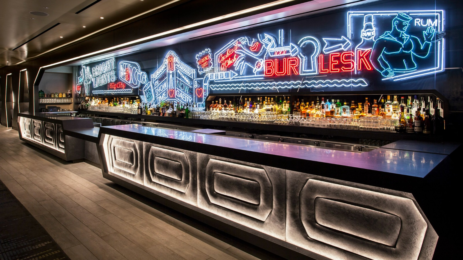 Living Room Bar | W New York Times Square