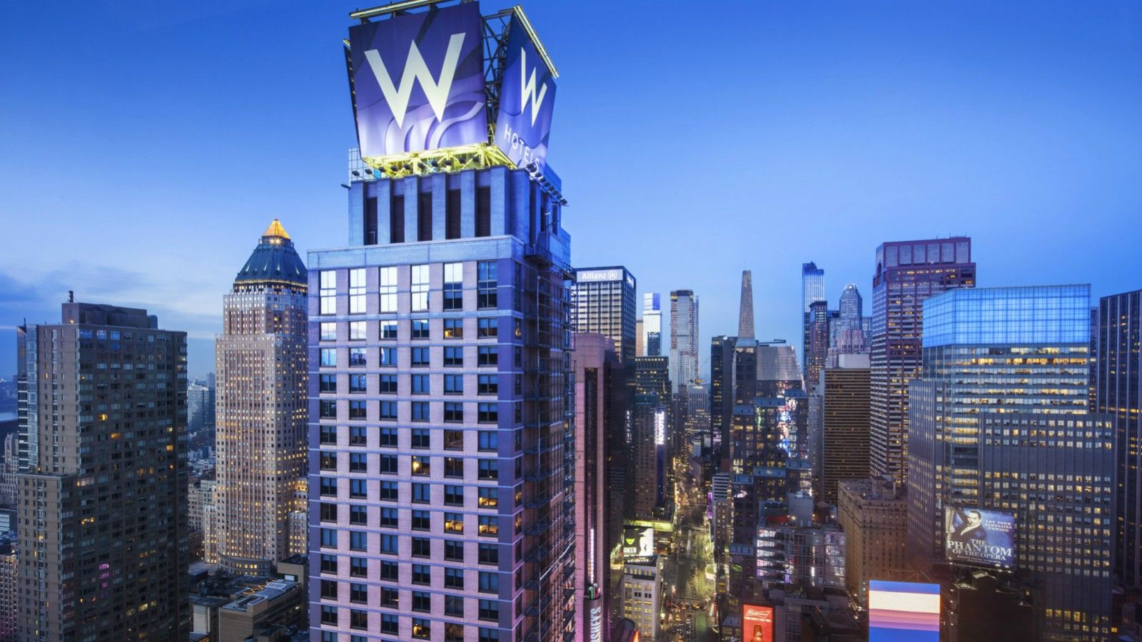 W Hotels iPhone App | W New York - Times Square
