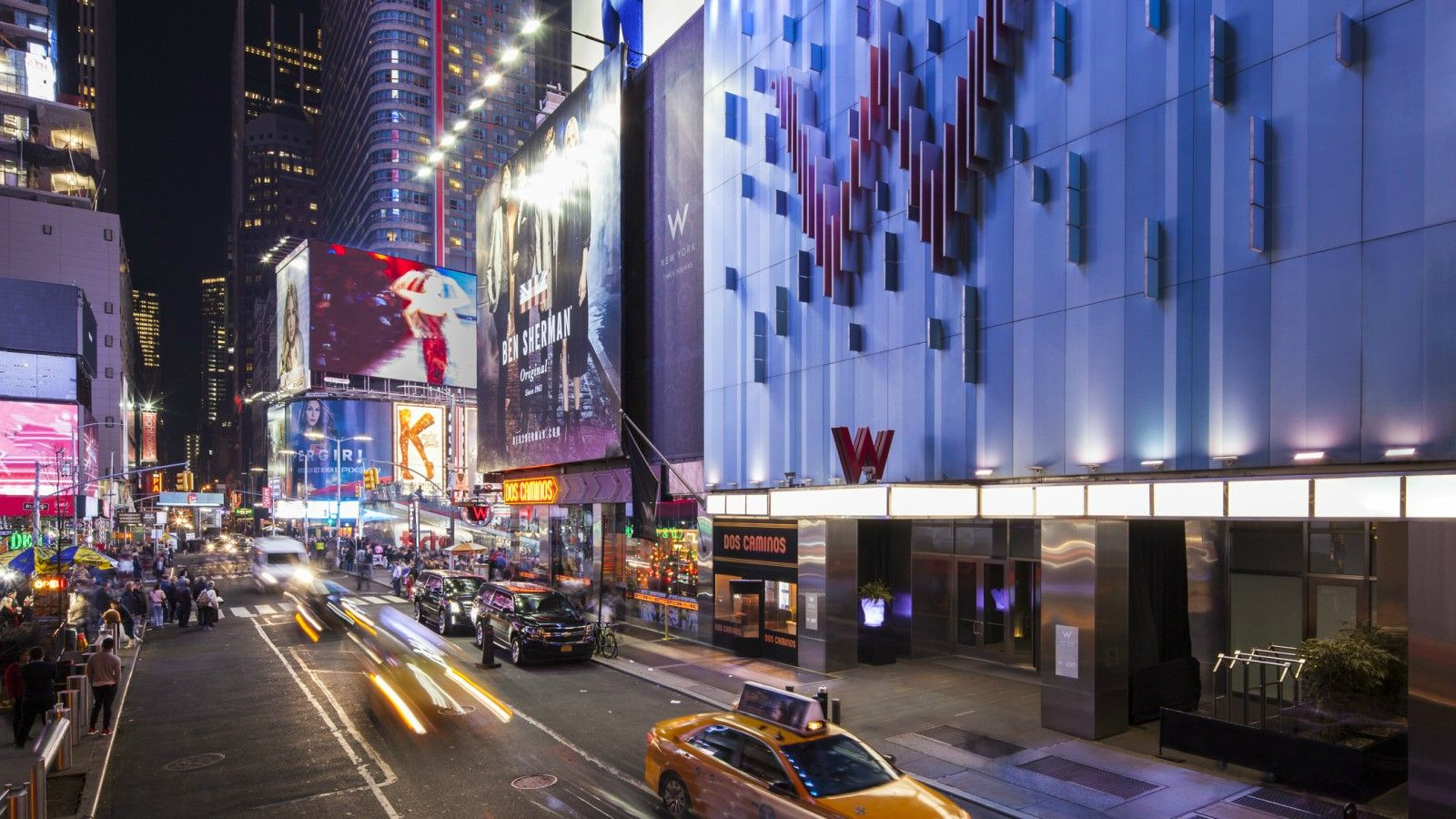 Exterior | W New York - Times Square