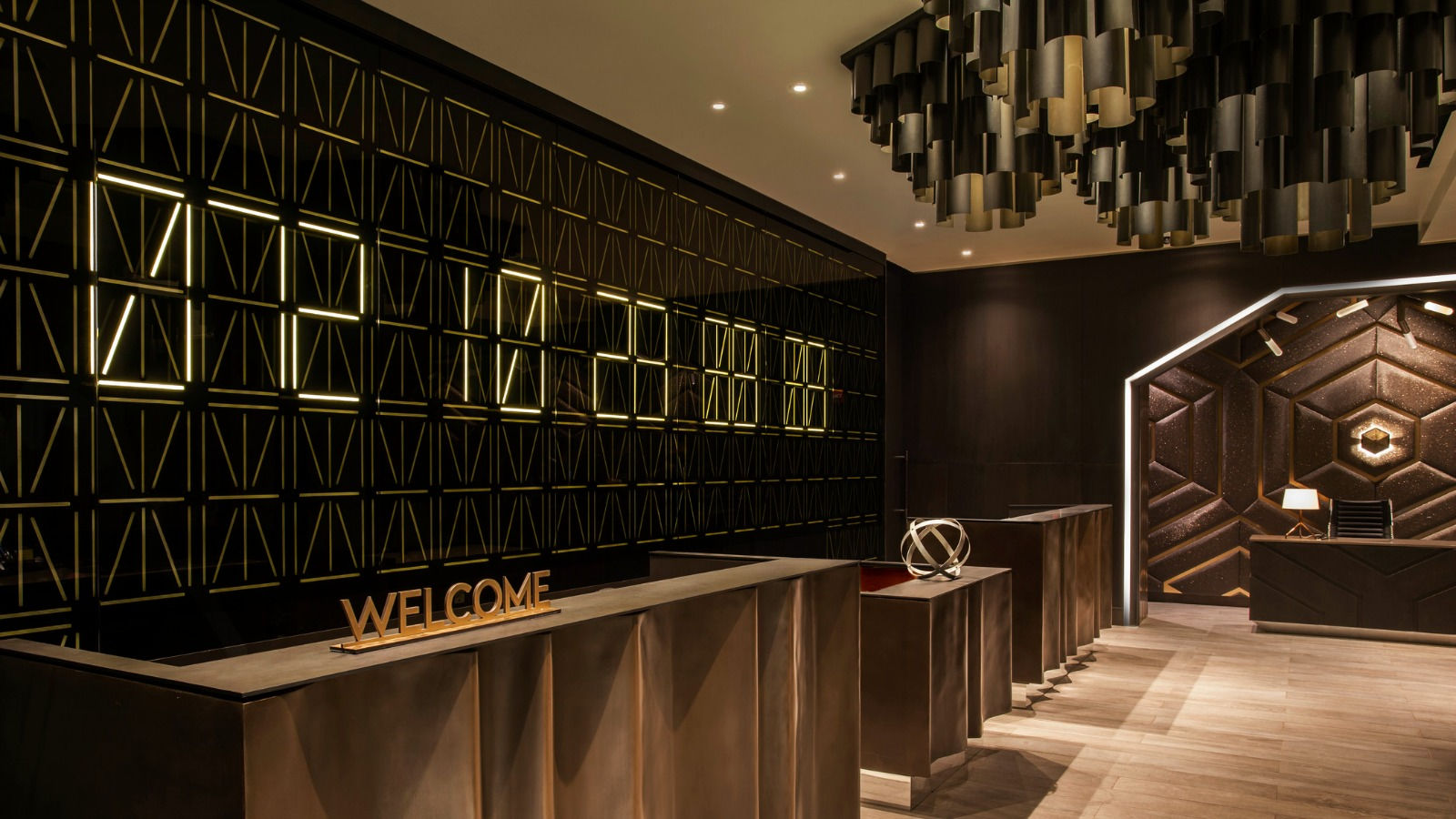 Front Desk at W New York - Times Square