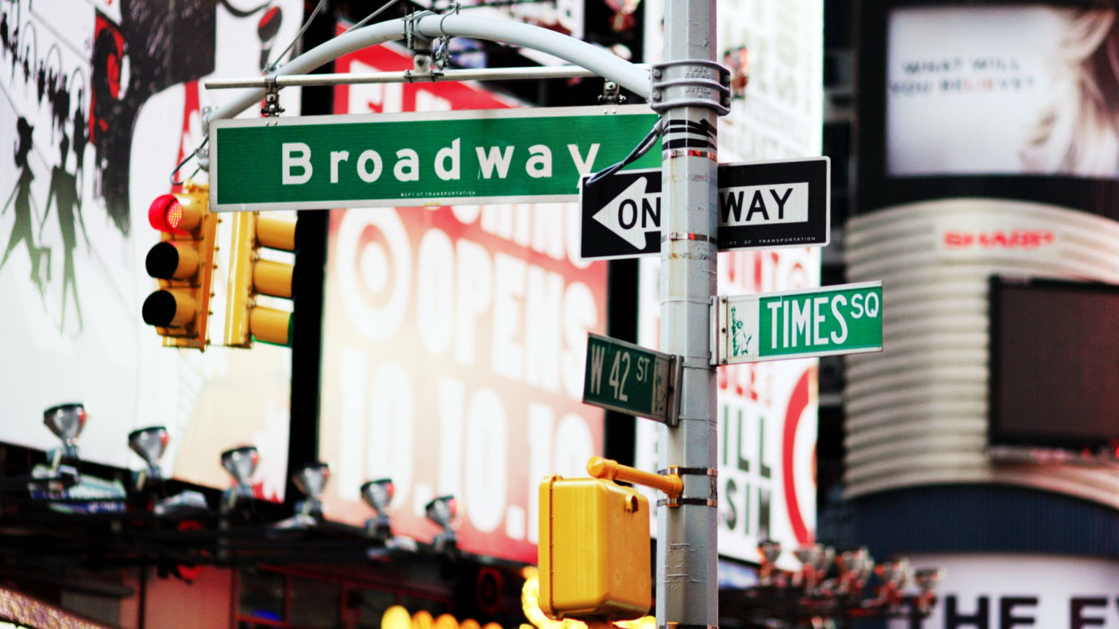 Things To Do in NYC - Broadway Theaters