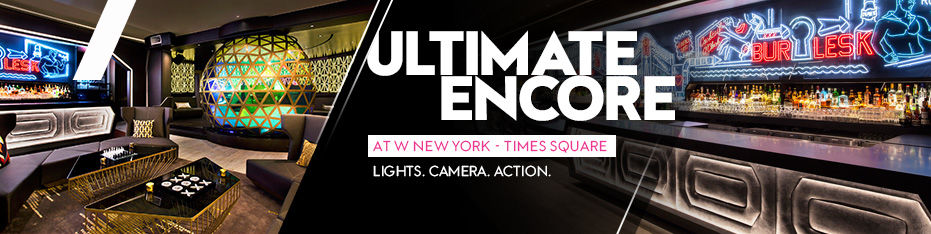 W New York - Times Square Ultimate Encore