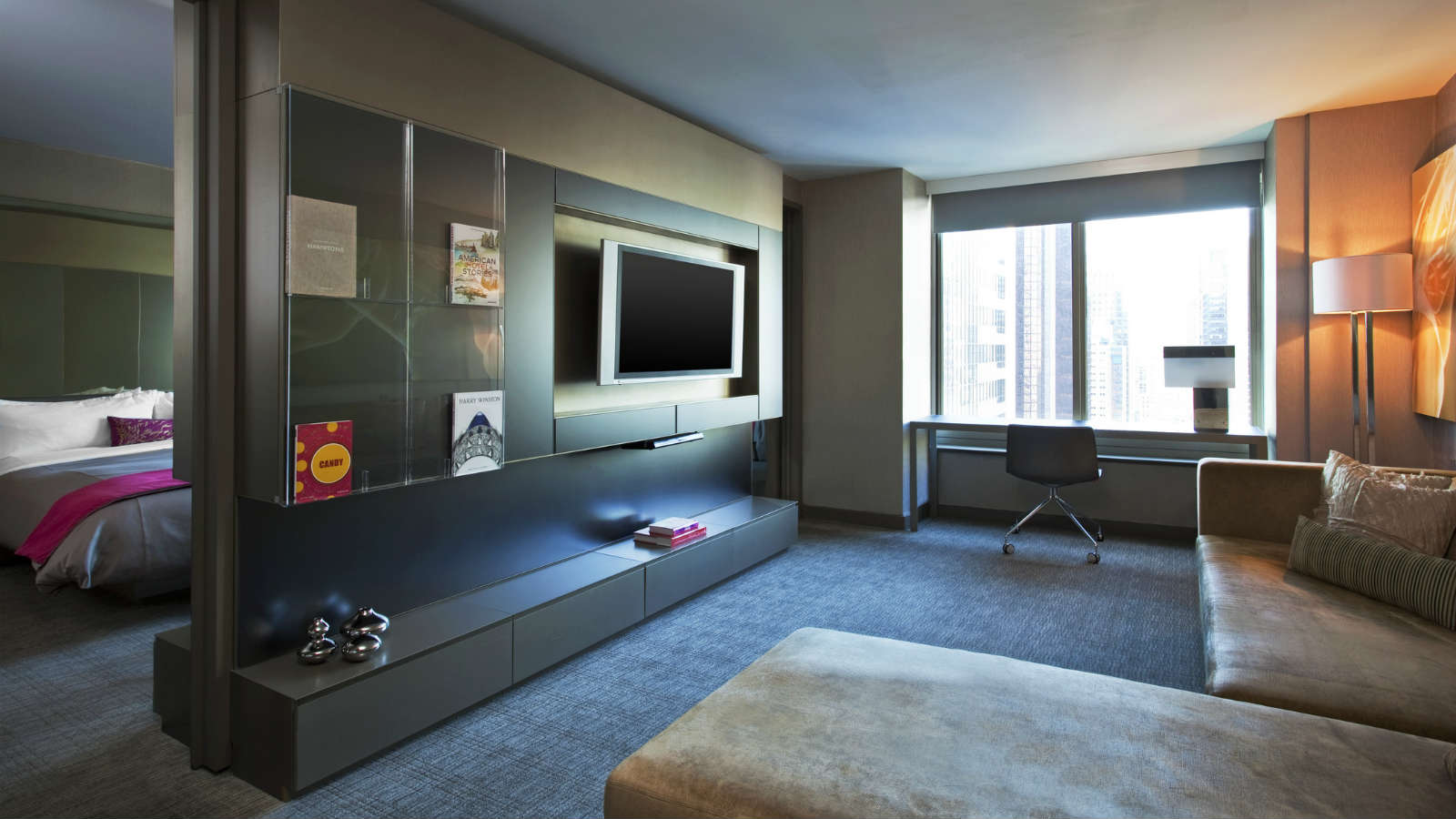 times square hotel w new york times square. Black Bedroom Furniture Sets. Home Design Ideas