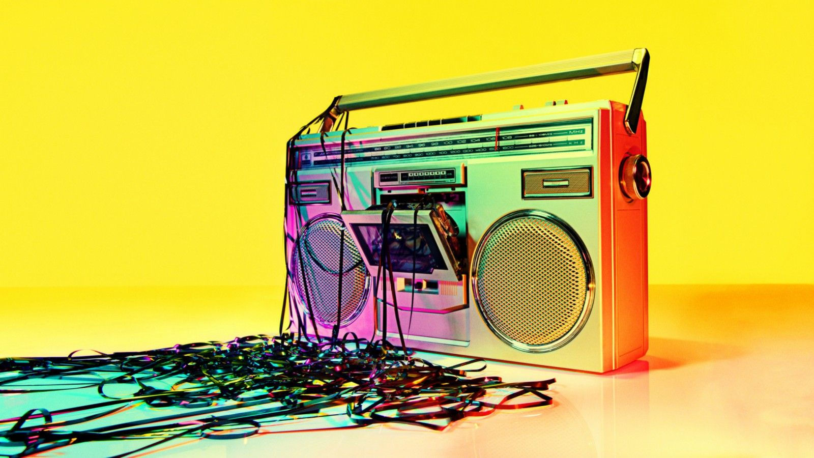 Things to do in NYC - Music Boombox